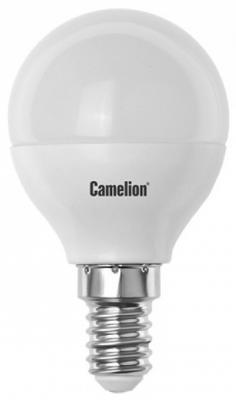 цена на Лампа светодиодная шар Camelion LED8-G45/845/E14 E14 8W 4500K