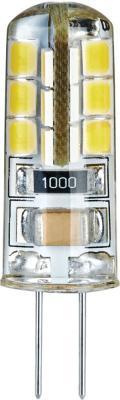 Лампа светодиодная капсульная Navigator NLL-S-G4-2.5-230-3K G4 2.5W 3000K 71 347 лампа светодиодная капсульная camelion led2 5 jc sl 830 g4 g4 2 5w 3000k