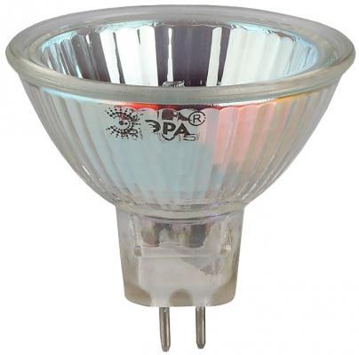 Лампа галогенная рефлекторная Эра GU4-MR11-35W-12V-30CL GU4 35W 3000K лампа галогенная osram halospot 41832 fl 35w g53 12v