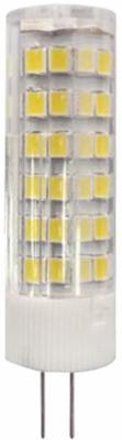 купить Лампа светодиодная колба Эра LED smd JC-7w-220V-corn G4 7W 4000K онлайн