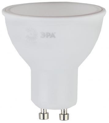 Лампа светодиодная софитная Эра MR16-6w-840-GU10 GU10 6W 4000K Б0020544 beeled 6w