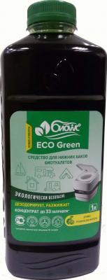 Жидкость БИОwc ECO Green дезодорирующее средство для нижнего бачка 1л жидкость septicsol r 1л