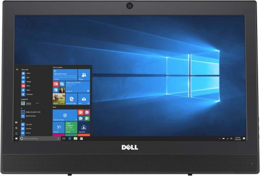 "купить Моноблок Dell Optiplex 3050 19.5"" HD+ i5 6400T (2.2)/8Gb/SSD256Gb/HDG530/DVDRW/Windows 10 Professional/GbitEth/WiFi/BT/130W/клавиатура/мышь/Cam/черный 1600x900 по цене 53545 рублей"
