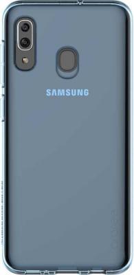 Чехол (клип-кейс) Samsung для Samsung Galaxy A30 Araree A Cover синий (GP-FPA305KDALR) samsung a