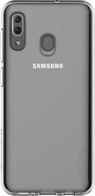 Чехол (клип-кейс) Samsung для Samsung Galaxy A30 Araree A Cover прозрачный (GP-FPA305KDATR)