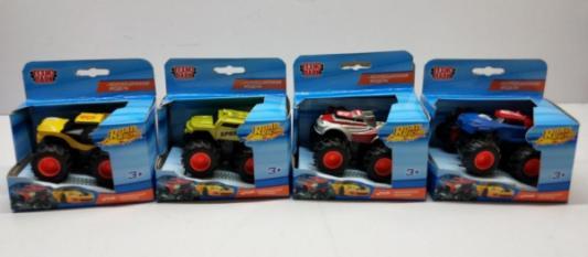 Джип ТЕХНОПАРК Road Racing асорти 1683807-R