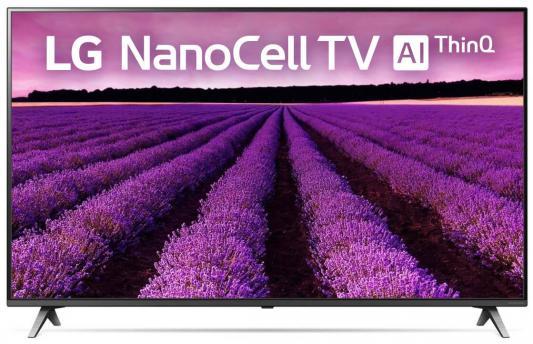 Фото - Телевизор LG 55SM8000PLA титан телевизор