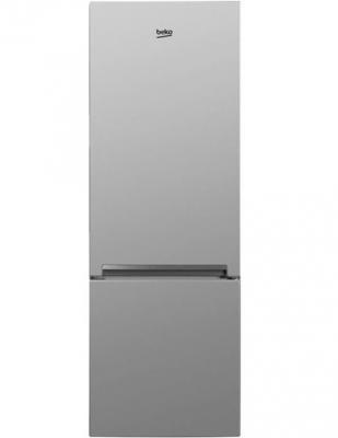 Холодильник Beko RCSK379M20S серебристый босоножки topshop topshop to029awfjxd2