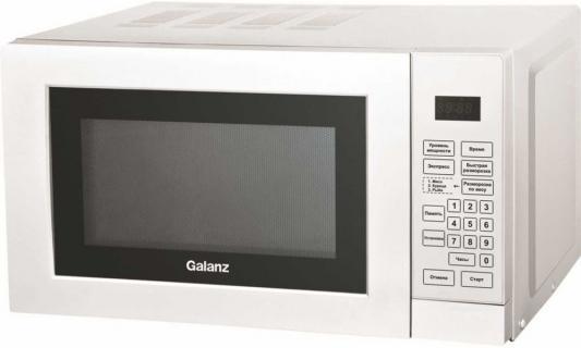 лучшая цена СВЧ Galanz MOG-2042S 700 Вт белый