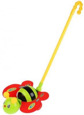 Каталка-пчелка Shantou Каталка-пчелка цвет в ассортименте пластмасса