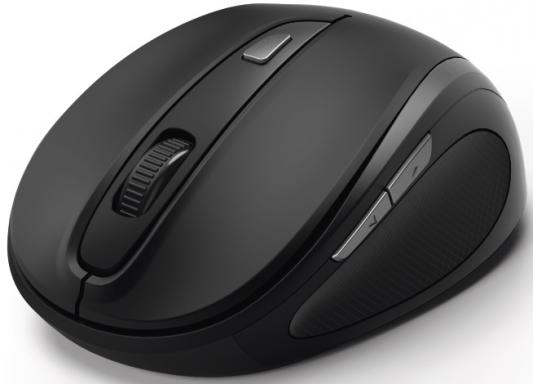 цена на Мышь беспроводная HAMA MW-400 чёрный USB + радиоканал 00182626