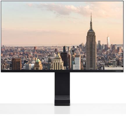 Монитор Samsung 31.5 S32R750UEI черный VA LED 16:9 HDMI полуматовая HAS 2500:1 250cd 178гр/178гр 3840x2160 Ultra HD 7кг монитор 22 samsung s22e200bw