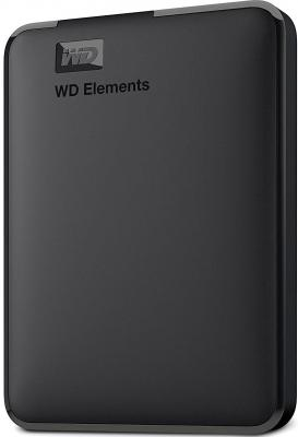 Фото - Жесткий диск WD Original USB 3.0 4Tb WDBW8U0040BBK-EEUE Elements Portable 2.5 черный жесткий диск 500gb western digital wd sn750 nvme ssd black wds500g3xhc