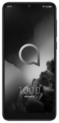 Смартфон Alcatel 5039D 3L (2019) 16Gb 2Gb черный моноблок 3G 4G 2Sim 5.94 720x1560 Android 8.1 13Mpix 802.11 b/g/n GPS GSM900/1800 GSM1900 MP3 FM A-GPS microSD max128Gb смартфон nubia m2 lite 64gb 3gb черный моноблок 3g 4g 2sim 5 5 768x1280 android 6 0 13mpix 802 11abgnac bt gps gsm900 1800 touchsc mp3 microsdxc max128gb