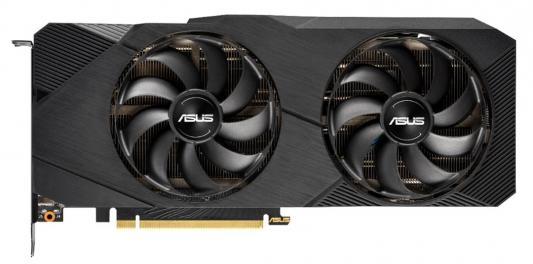 Видеокарта ASUS nVidia GeForce RTX 2080 Dual EVO PCI-E 8192Mb GDDR6 256 Bit Retail (DUAL-RTX2080-A8G-EVO)