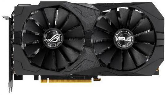 Видеокарта ASUS GeForce GTX 1650 ROG STRIX PCI-E 4096Mb GDDR5 128 Bit Retail (ROG-STRIX-GTX1650-A4G-GAMING)