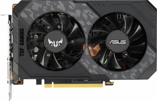 Видеокарта Asus PCI-E TUF-GTX1660-6G-GAMING nVidia GeForce GTX 1660 6144Mb 192bit GDDR5 1530/8002 DVIx1/HDMIx1/DPx1/HDCP Ret видеокарта gigabyte pci e gv n75toc 2gl nvidia geforce gtx 750ti 2048mb 128bit gddr5 1020 5400 dvix1 hdmix2 dpx1 hdcp ret