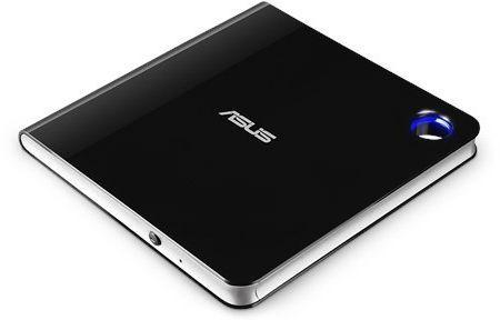 Внешний привод Blu-ray ASUS SBW-06D5H-U/BLK/G/AS USB черный Retail