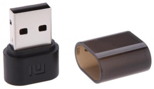 Повторитель беспроводного сигнала/мост Xiaomi Mi WiFi (USB) Wi-Fi черный повторитель беспроводного сигнала мост asus rp n12 белый