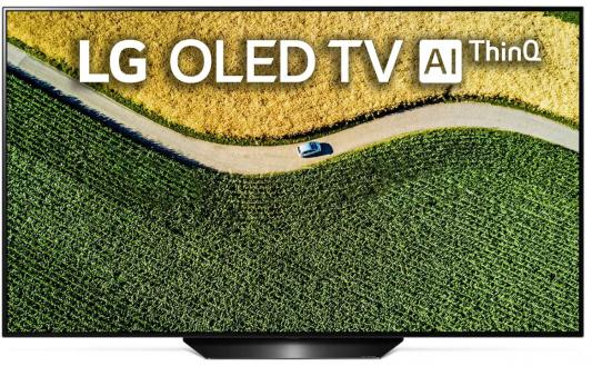 Телевизор OLED LG 55 OLED55B9PLA черный/серебристый/Ultra HD/50Hz/DVB-T/DVB-T2/DVB-C/DVB-S/DVB-S2/USB/WiFi/Smart TV (RUS) dvb asi stream output card ls7643 full duplex pci dvb asi c dveo 4 interface