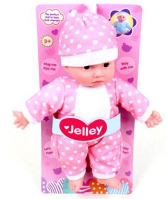 Купить Пупс Наша Игрушка Пупс мягконабивной 28 см, пластмасса, текстиль, Классические куклы и пупсы