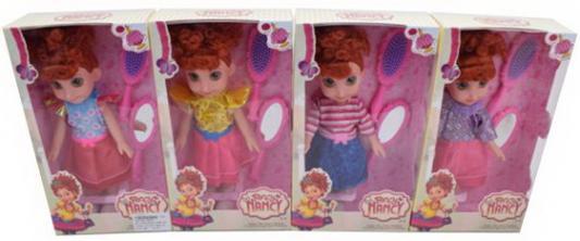 Кукла Нэнси 25 см, аксесс.2 предм., в ассорт., кор. цена