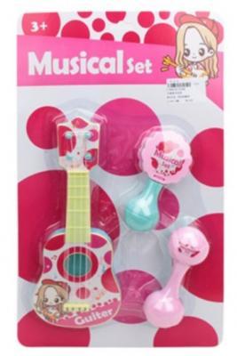 Набор музыкальных инструментов Наша Игрушка