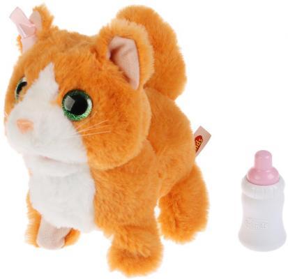 Интерактивная игрушка MY FRIENDS Рыжик от 3 лет рыжий интерактивная игрушка fluffy family мой лисенок от 3 лет рыжий