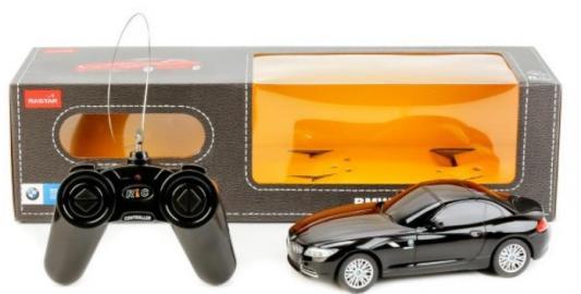 Машинка на радиоуправлении RASTAR BMW Z4 пластик от 5 лет в ассортименте машинка на радиоуправлении rastar volkswagen touareg от 4 лет пластик в ассортименте 49300