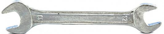 Ключ рожковый SPARTA 144475 (12 / 13 мм) хромированный ключ рожковый sparta 6 х 7 мм