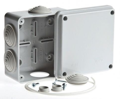 Коробка распределительная RUVINIL 67050 ОП 100х100х50 IP54