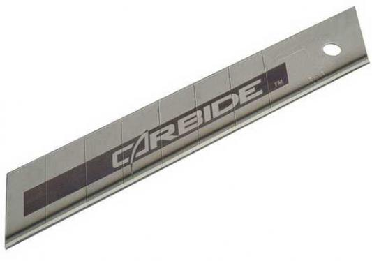 цена на Лезвия для ножа STANLEY Carbide STHT0-11818 18 мм 5 шт. в упак.