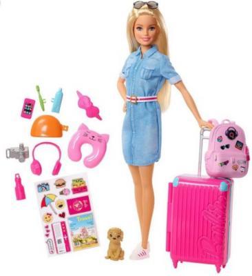 Кукла Barbie (Mattel) Кукла Barbie из серии Путешествия цена и фото