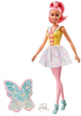 Купить Кукла Barbie (Mattel) Волшебная Фея, пластик, текстиль, Куклы Barbie
