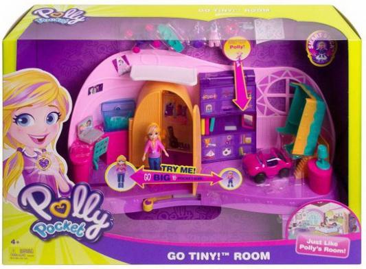 Игр. набор Polly Pocket Комната Полли