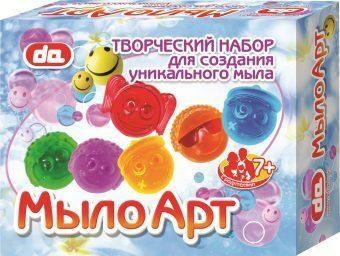Набор для изготовления мыла Дети Арт Смайлы от 5 лет стоимость