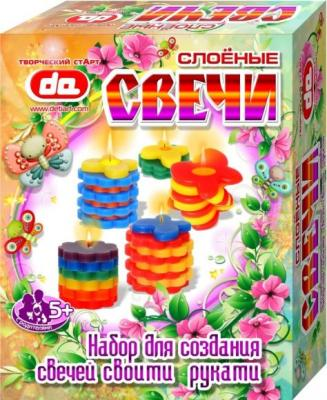 Набор для создания свечей Дети Арт Бабочки-цветочки от 5 лет стоимость