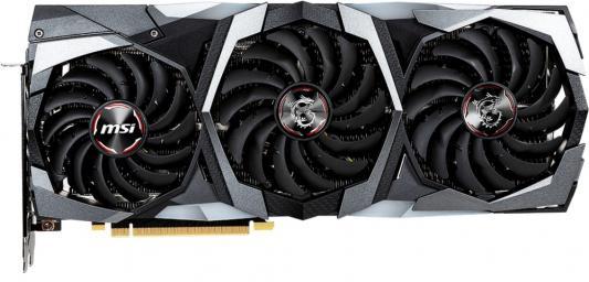 Видеокарта MSI PCI-E RTX 2080 GAMING TRIO nVidia GeForce RTX 2080 8192Mb 256bit GDDR6 1515/14000/HDMIx1/DPx3/Type-Cx1/HDCP Ret цена