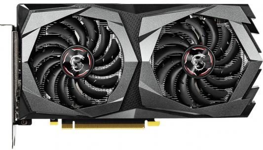 Картинка для Видеокарта MSI PCI-E GTX 1650 GAMING 4G nVidia GeForce GTX 1650 4096Mb 128bit GDDR5 1485/8000/HDMIx1/DPx2/HDCP Ret