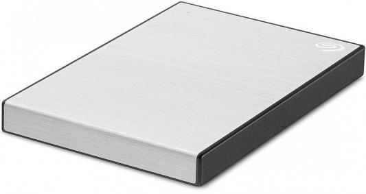 "Жесткий диск Seagate Original USB 3.0 2Tb STHN2000401 Backup Plus Slim 2.5"" серебристый жесткий диск seagate backup plus 2tb blue stdr2000202"