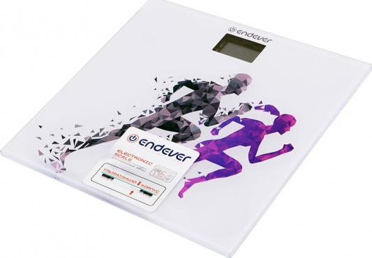 Весы напольные ENDEVER Aurora 562 рисунок стоимость