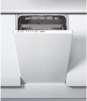 Встраиваемые посудомоечные машины/ Узкая, 10 комплектов, 5 программ, коллекторный мотор, конфигурация корзины Basic, третья корзина для столовых приборов, расход воды 11,5 литров, уровень шума 51 дБ(А), защита от протечек