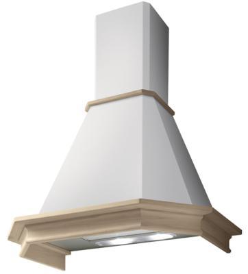 Вытяжной шкаф ELICA/ пристенная, 60 см, 650 м3/ч, белый to4rooms вешалка пристенная james craik