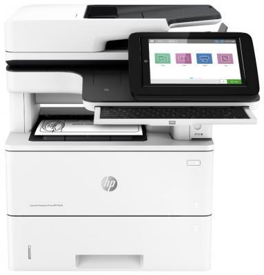 Фото - HP LaserJet Enterprise Flow MFP M528z клавиатура