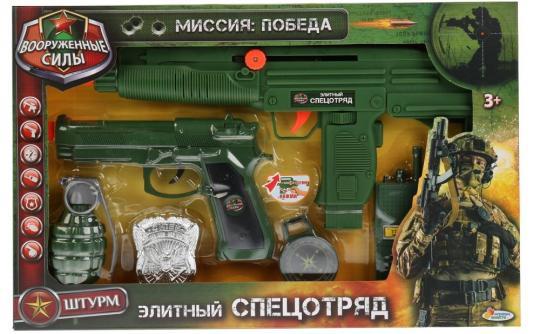 игрушечное оружие играем вместе револьвер играем вместе Набор ИГРАЕМ ВМЕСТЕ Оружие зеленый