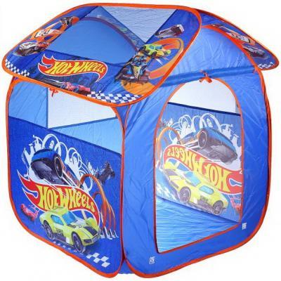 Купить Палатка детская игровая HOT WHEELS 83х80х105см, в сумке Играем вместе в кор.24шт, Играем Вместе, синий, Детские домики - палатки