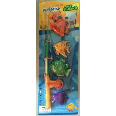 Купить Игровой набор ИГРАЕМ ВМЕСТЕ Рыбалка 5 предметов, Игровые наборы для мальчиков