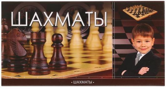 Настольная игра ИГРАЕМ ВМЕСТЕ шахматы Шахматы