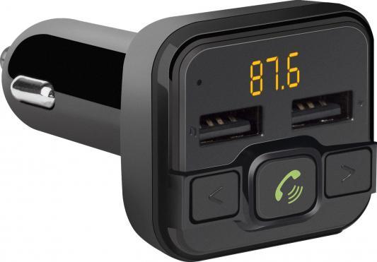 Defender FM-трансмиттер RT-Edge BT/HF, USB 2.4 A