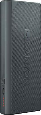 Внешний аккумулятор Power Bank 13000 мАч Canyon CNE-CPBF130DG серый цена